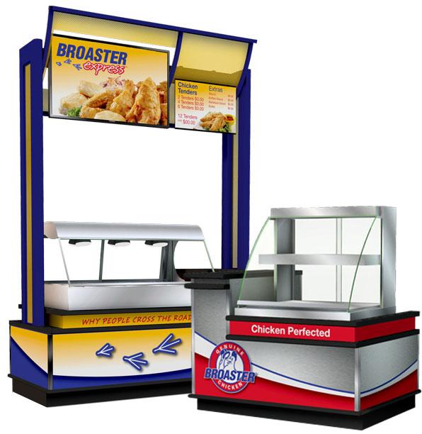 GBC & GBX Branded Kiosks