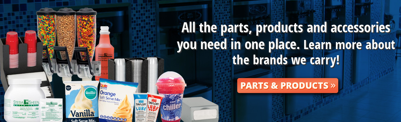 Order parts, products and accessories from MEC!