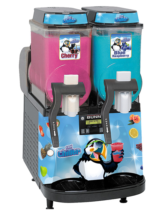 cool chiller slush
