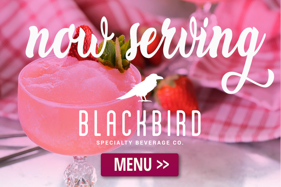Blackbird Cocktail Mixes