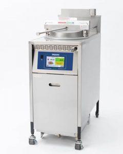 e-series pressure fryer