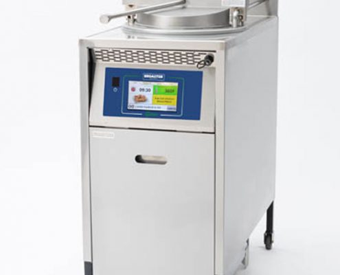e-series pressure fryer