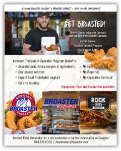 All Broaster Trademark Programs