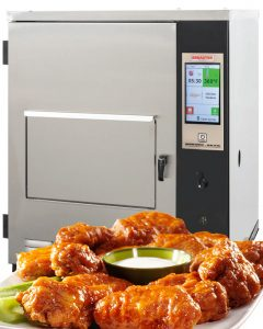 SmartTouch Ventless Fryer