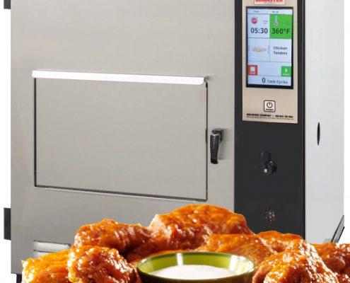 SmartTouch Ventless Fryer